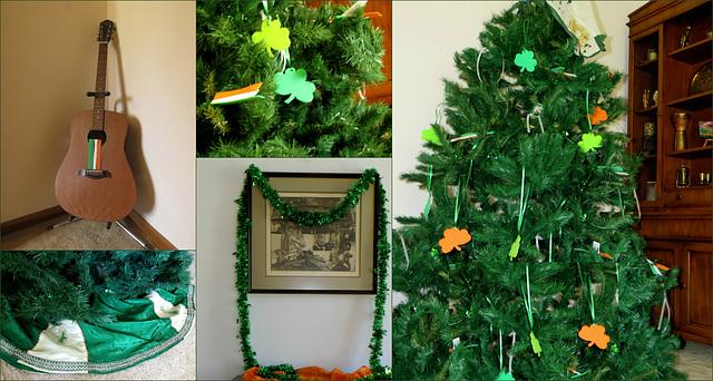 2019 Seasonal Irish Tree, etc.