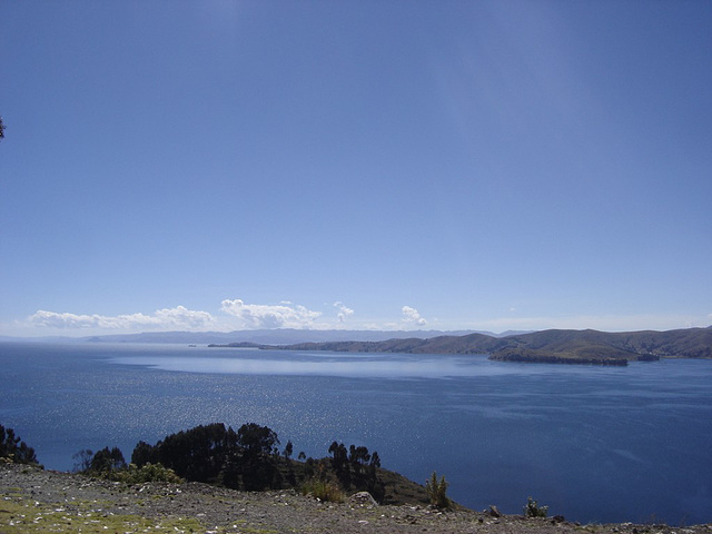 Lac Titicaca...Blue Planet...