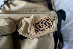 Tenba Bag Photographed with a Nikkor AI 28mm f/2 Lens