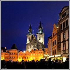 Týn Church - PRAGA
