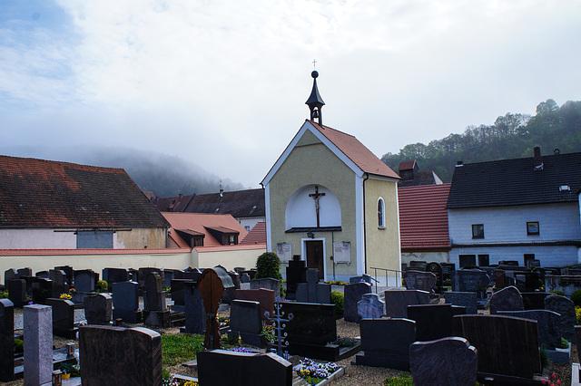 Pielenhofen, Friedhofskapelle