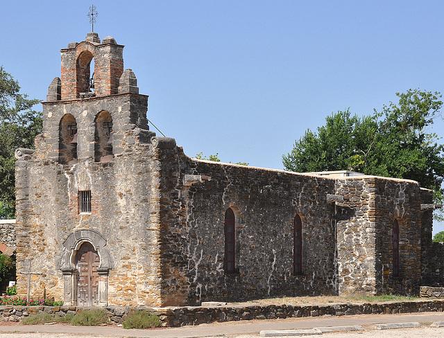 Church at Mission Espada