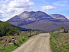 Beinn Eighe from The Heights of Kinlochewe May 2004