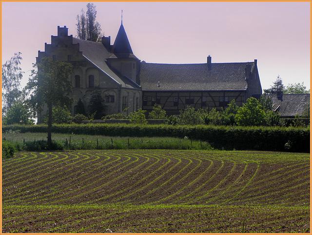 Castle Walburg-(Walraven)-Stevensweert