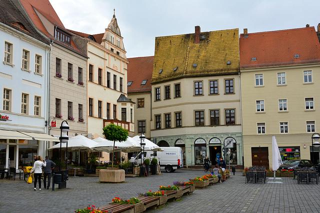 Torgau 2015 – Markt