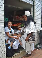 arhuaco family