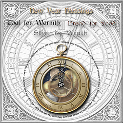New Year Blessings 2016