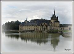 Bonne journée !......Chantilly