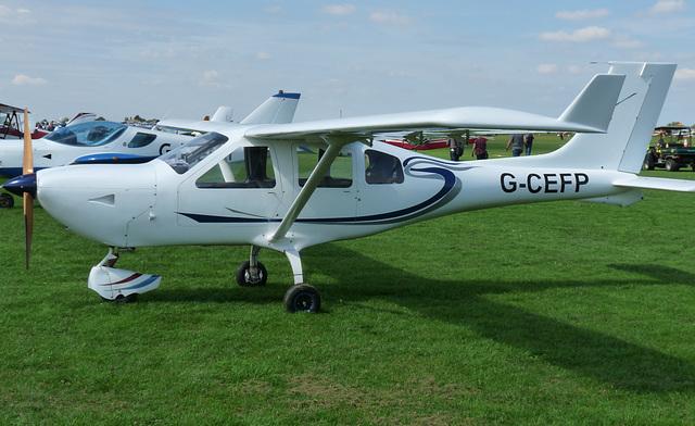Jabiru J430 G-CEFP