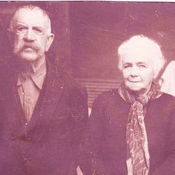 Mes grands- parents Paternels