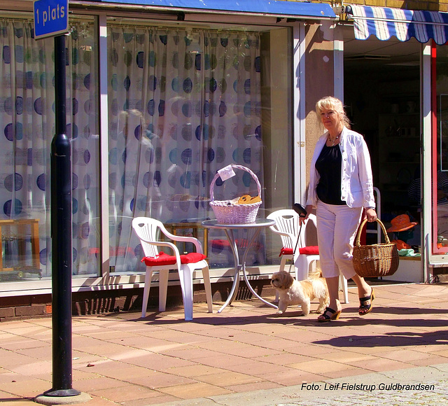 My friend Margaretha