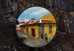 Selfie aus Garachico, Teneriffa
