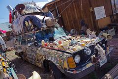 Art Cars in Goldfield