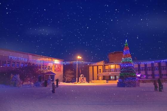 Новогоднее настроение :)