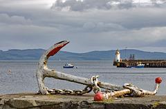 Loch Gilp on a Murky Day