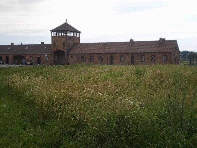 Auschwitz II or Auschwitz-Birkenau.