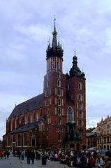 PL - Krakow - St. Mary's Basilica