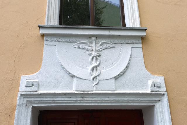 Zwickau 2015 – Rod of Asclepius