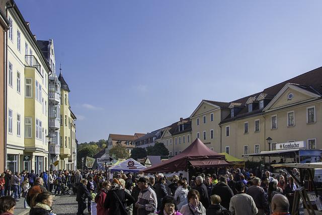 Weimar, Zwiebelmarkt
