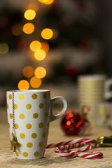 L'heure du thé de Noël