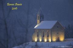 Bonne et heureuse année 2016 à tous
