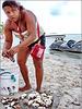 Recife : Praia da Coroa do Avião - Ostriche gustate sul posto !