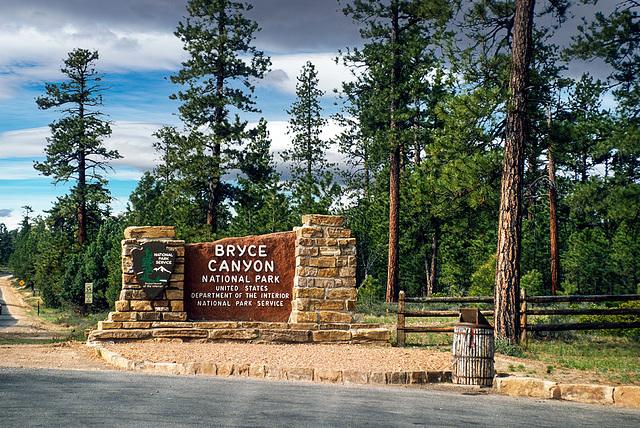 Bryce Canyon - 1986 - HFF!