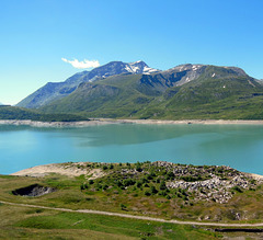 Lac du Mt-Cenis / Mount-Cenis Lake