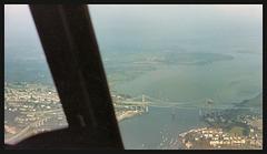 Tamar Bridge aerial