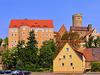 Gnandstein, Blick zur Burg