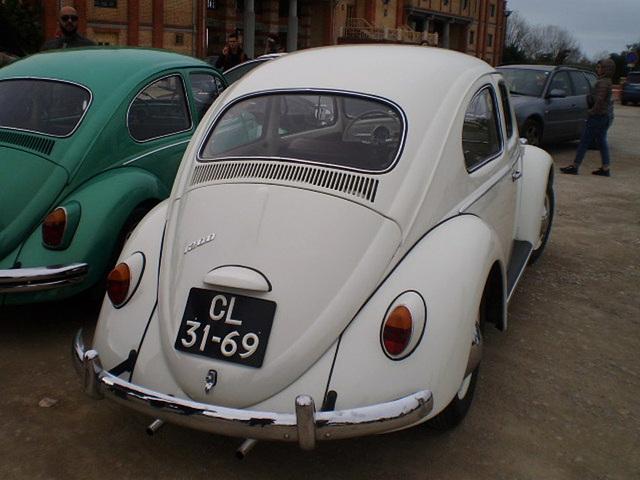 Volkswagen 1200 (1963).