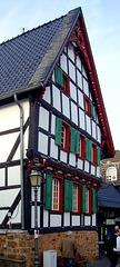 DE - Mechernich - Fachwerkhaus in Kommern