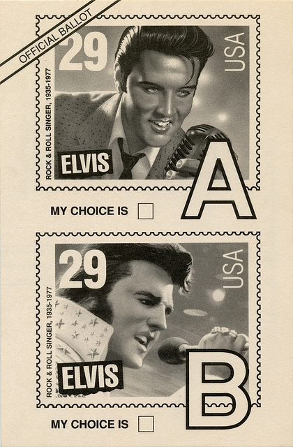 Elvis Ballot