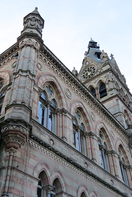 town hall, chester