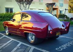 """1951 Kaiser, """"Henry J."""" model"""