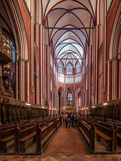 Münster zu Bad Doberan (3xPiP)
