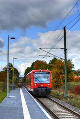 ...Halt bei Eutingen...dann weiter nach Horb