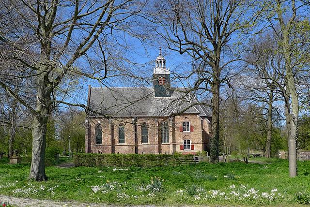 Nederland - Egmond aan den Hoef, Slotkapel