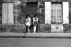 Bordeaux Mériadeck 1970