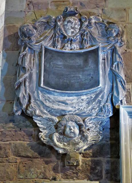 ross-on-wye church, herefs.