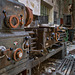 the old lathe - analogue
