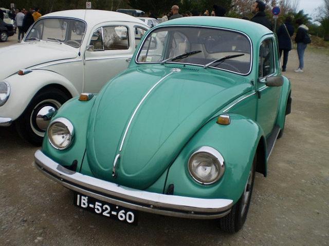 Volkswagen 1300 (1969).