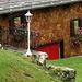 (Trop) joli chalet à Ferret (Valais, Suisse)