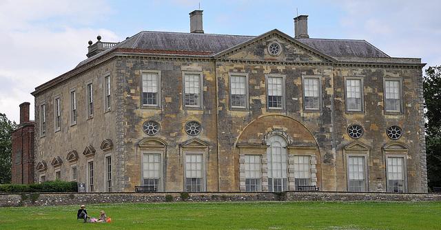 Claydon House