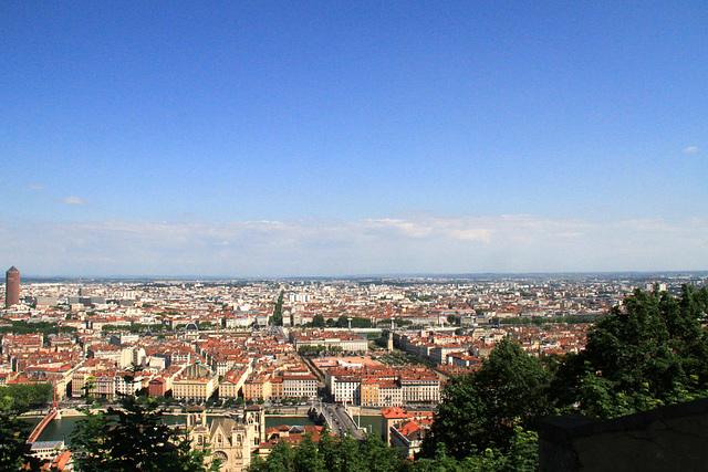 Lyon - panoramique