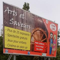 Arts et Saveurs / Arts and flavours