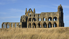 Whitby Abbey Church from the south (3 x PiPs)