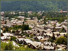 Bardonecchia : panoramic view - (790)
