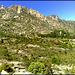 La Sierra de La Cabrera and monastery