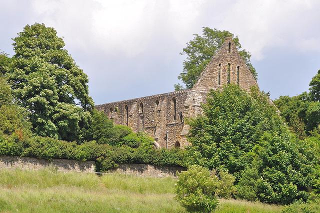Saxon Defensive Lines at Hastings